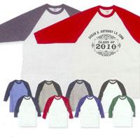 3/4 Sleeve Baseball Jersey