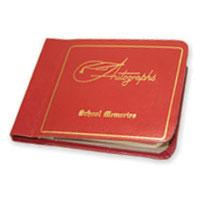 Economy Autograph Book