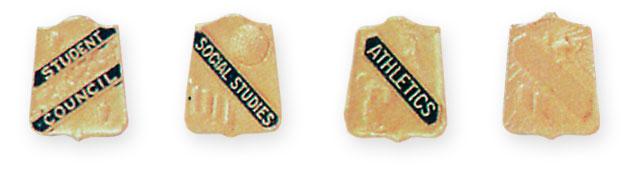 Economy Award Pins