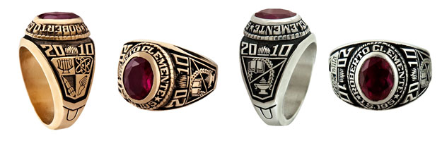 Girls Classic Ring