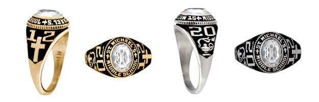 Petite Parochial Ring