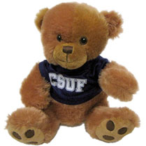 Stuffed Animal with Imprinted T-Shirt and One Color/One Location Imprint